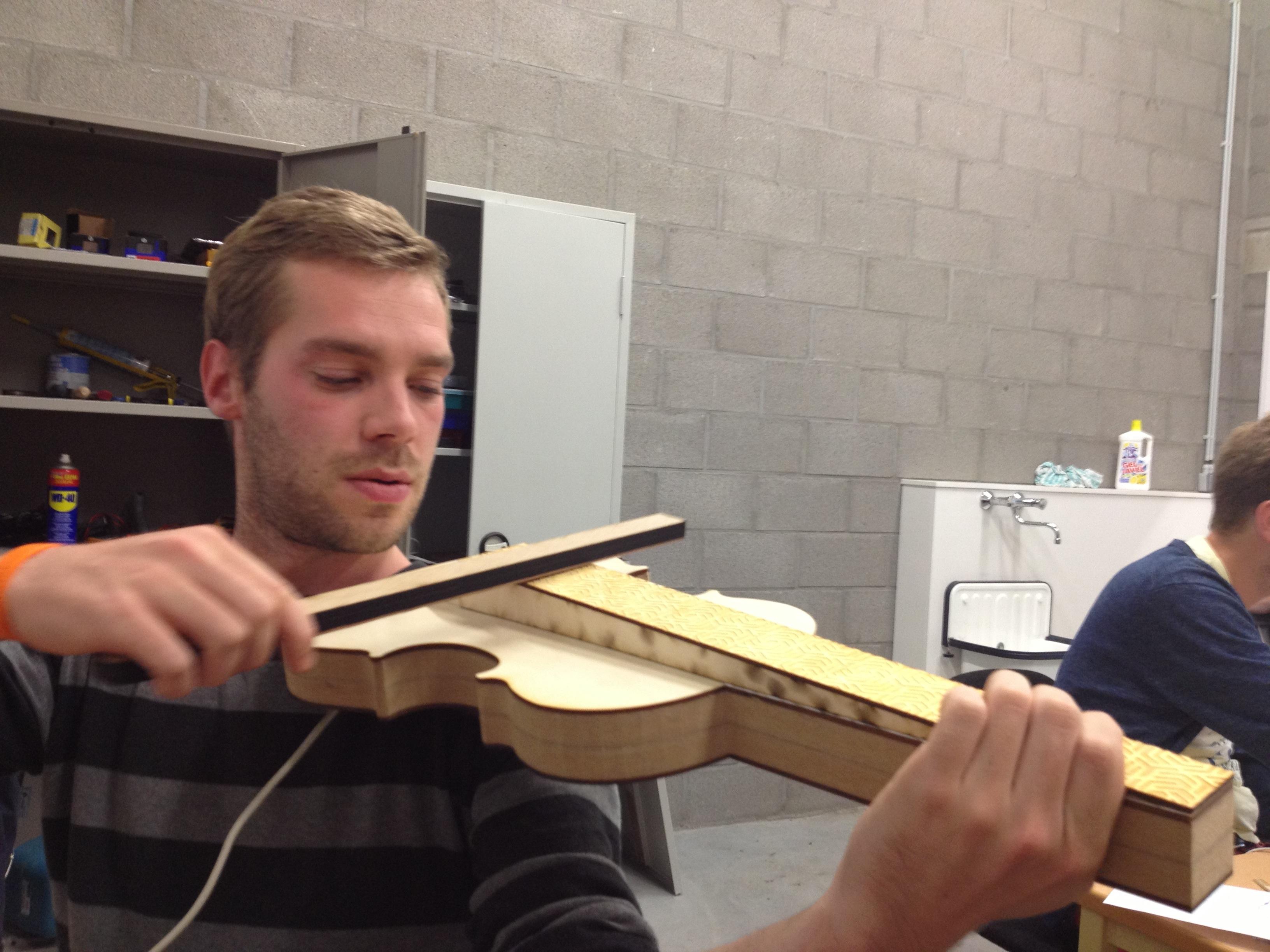 Arduino Violin