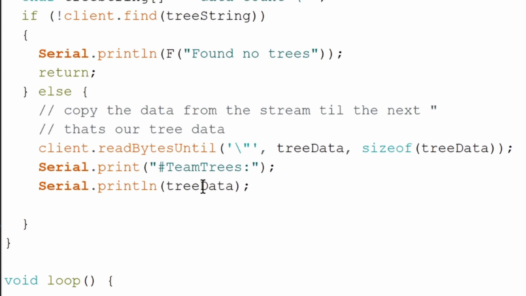 Scraping Data Directly