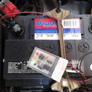 Troubleshoot your car battery with ATtiny.