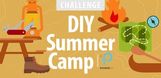 DIY Summer Camp Challenge