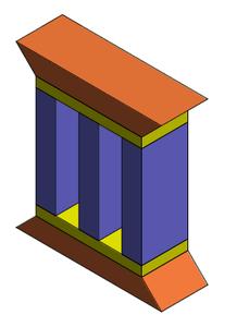 Pillar Assembly - Step 2