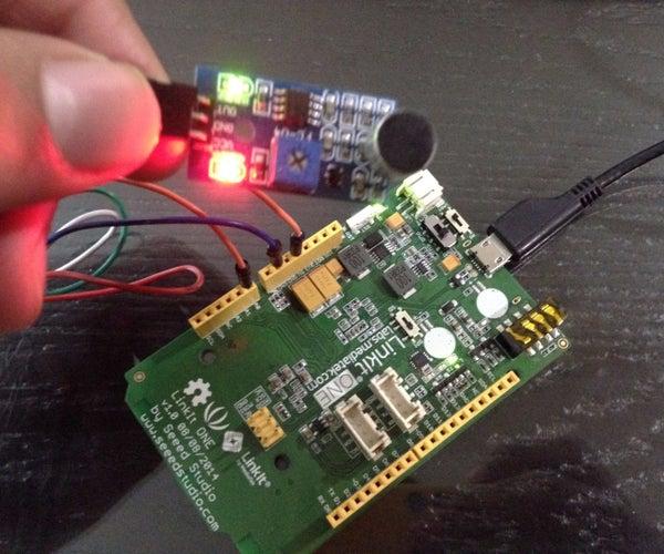 LinkitONE Sound Sensor