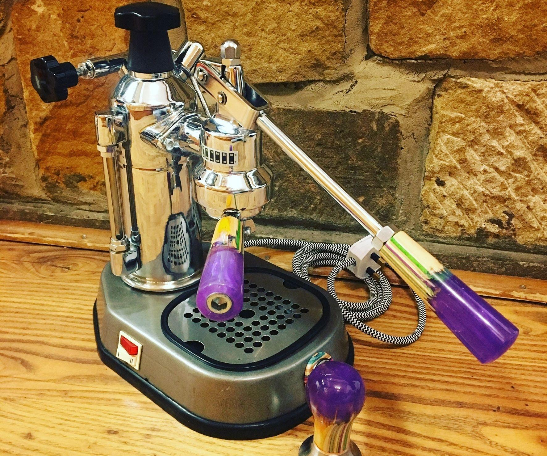 Vintage Coffee Machine Restoration