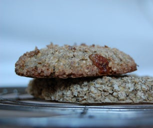 Cookie or Bread? Extremely Simple (savoury or Sweet)