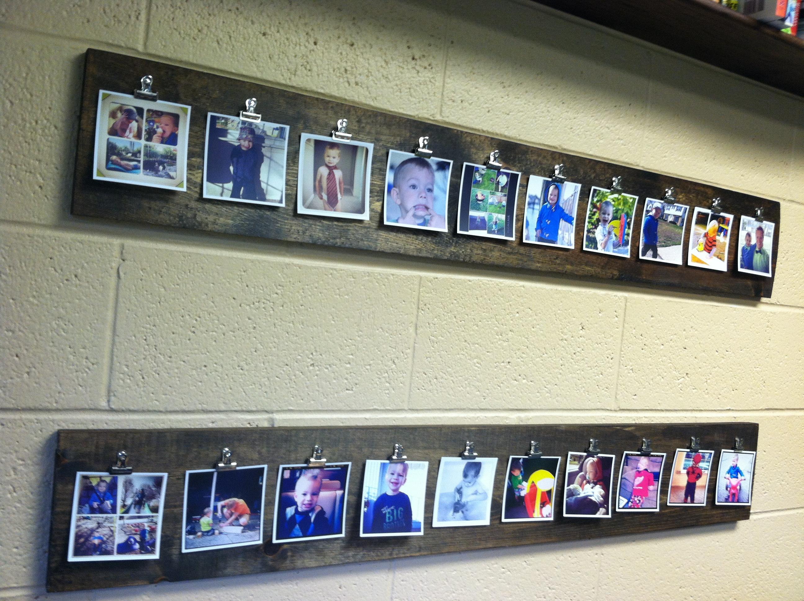 Instagram Print Display