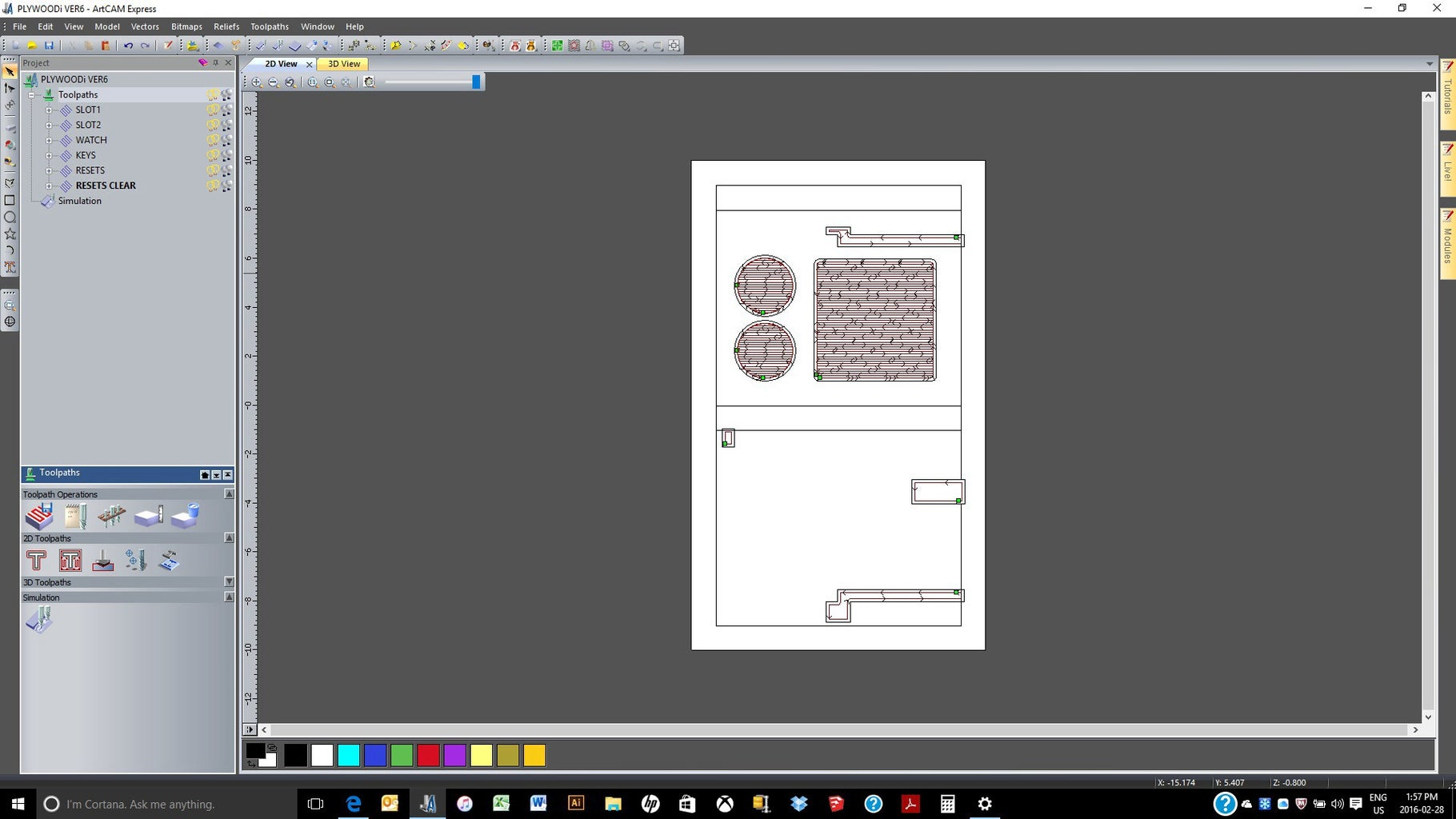 Designing With Artcam Express