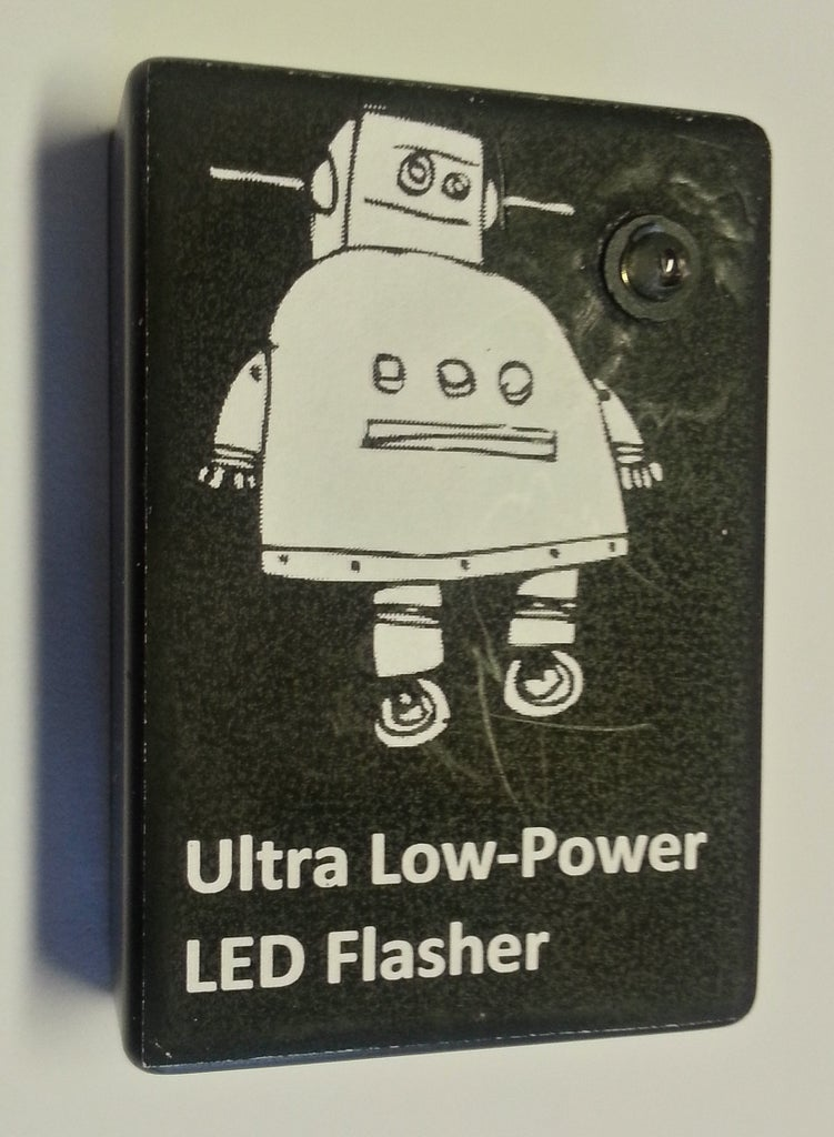 Building the LED Flasher