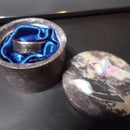Double Sided Coin Rings or How to ruin a perfectly good Quarter