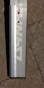 Measure and Drill Ski Pieces