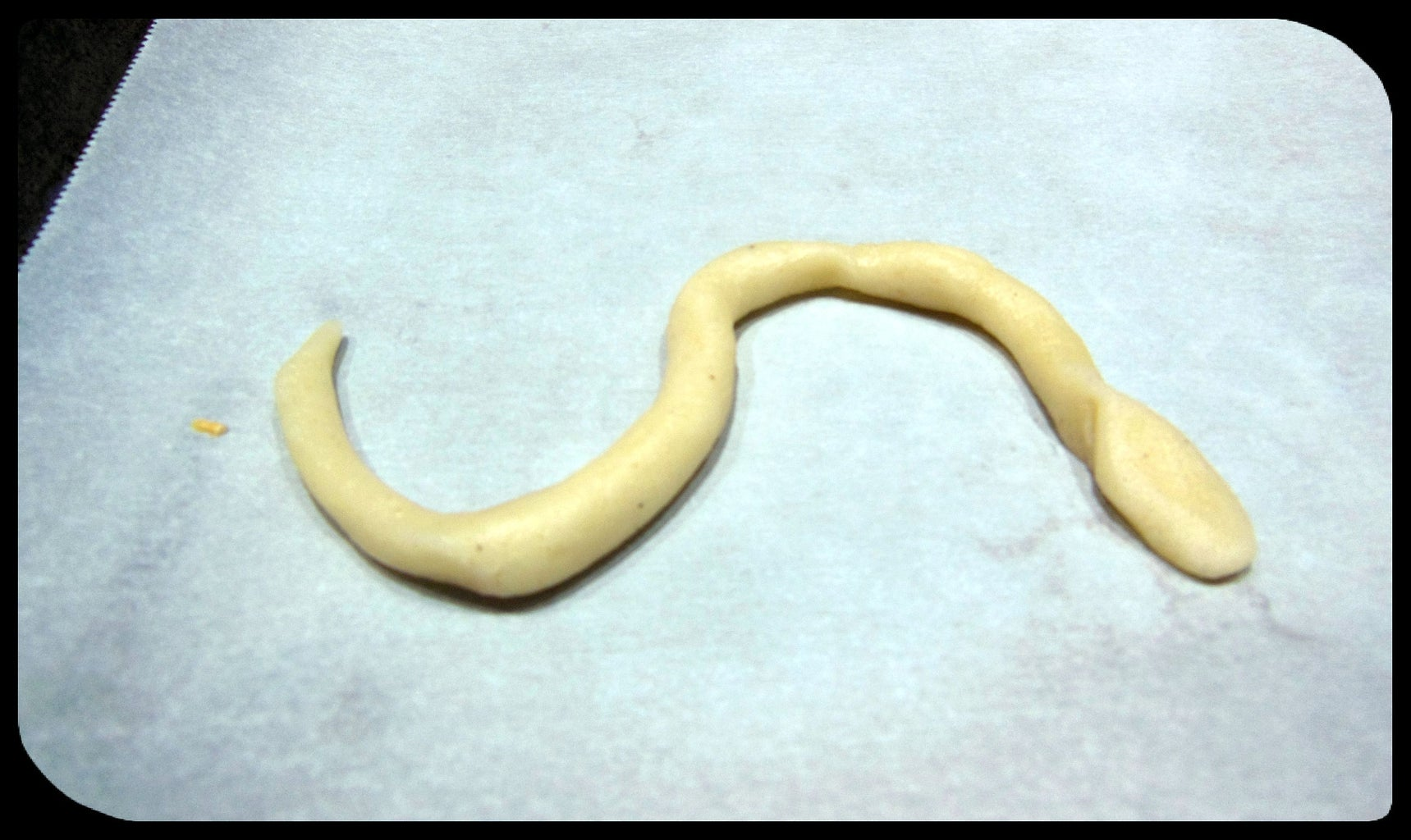 Time to Make Some Cheese Snakes.