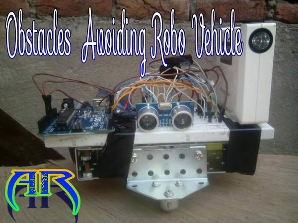 How to Make an Obstacle Avoiding Robot