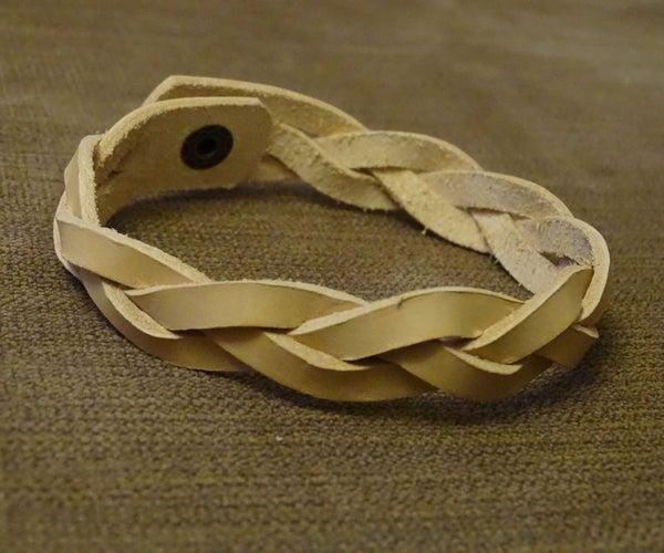 Leather Mystery Braid
