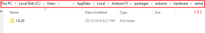 Finding and Copying Board Files