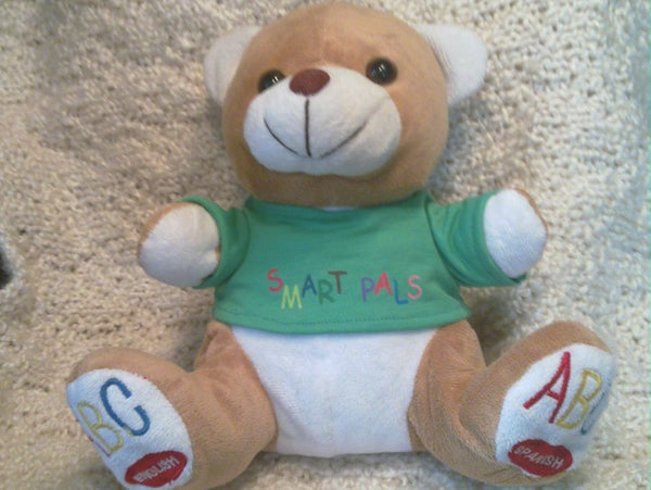 Upgrading a Smart Pals Learning Bear