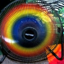 Easy Rainbow Fan Blades