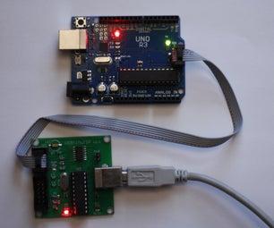 Flashing Bootloader Into Arduino UNO R3