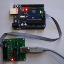 Flashing bootloader into Arduino UNO R3