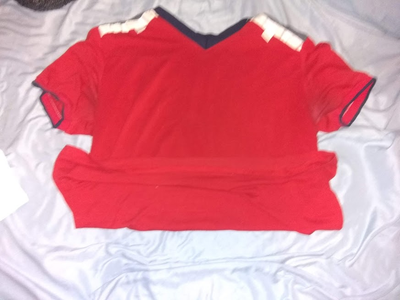 First Shirt Fold