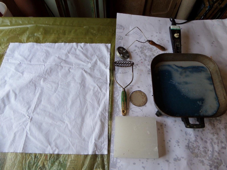 Let's Get Wax Printing