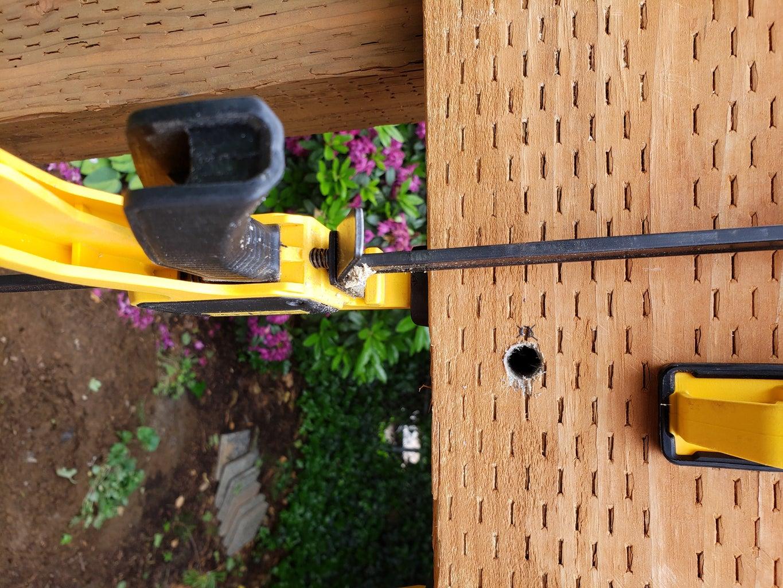 Swing Mounting Block Install Part 1