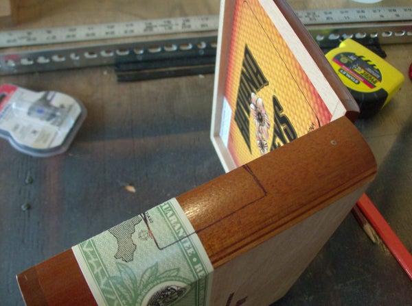 Havanna Honey Cigar Box Guitar