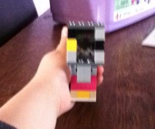 Working Lego Gun