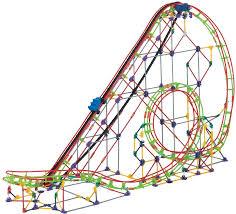 Roller Coaster Tube Track.