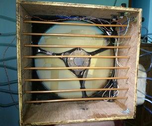 Homemade Air Conditioner (a/c)