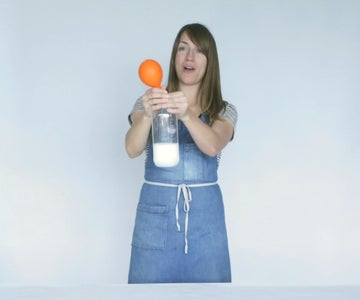 Unusual Use #10: Blow Up a Balloon