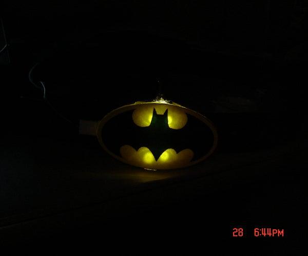 Batman Belt Build