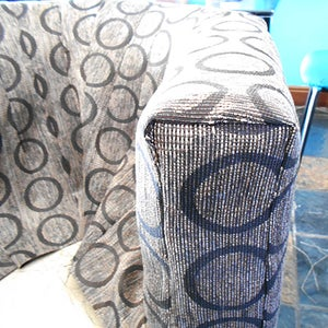 Upholster the Tub Chair