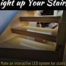 Make an Interactive LED System for Stairs