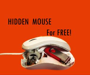 Hidden Mouse Compartment