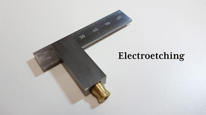 Electroetching Metal(s)