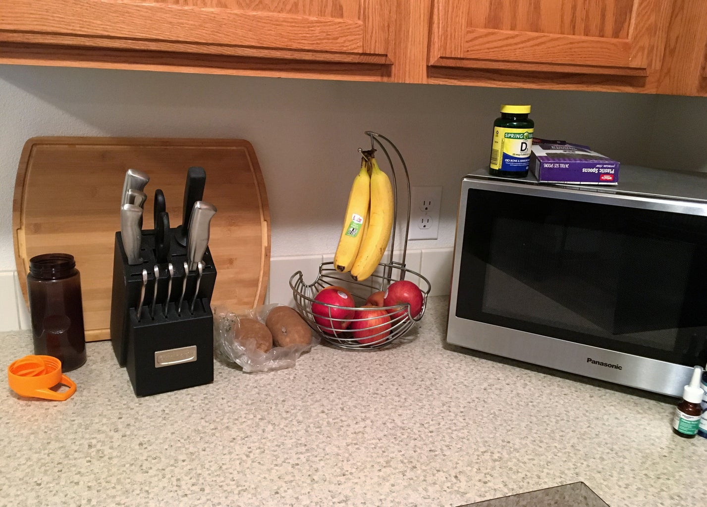 Declutter Your Counters