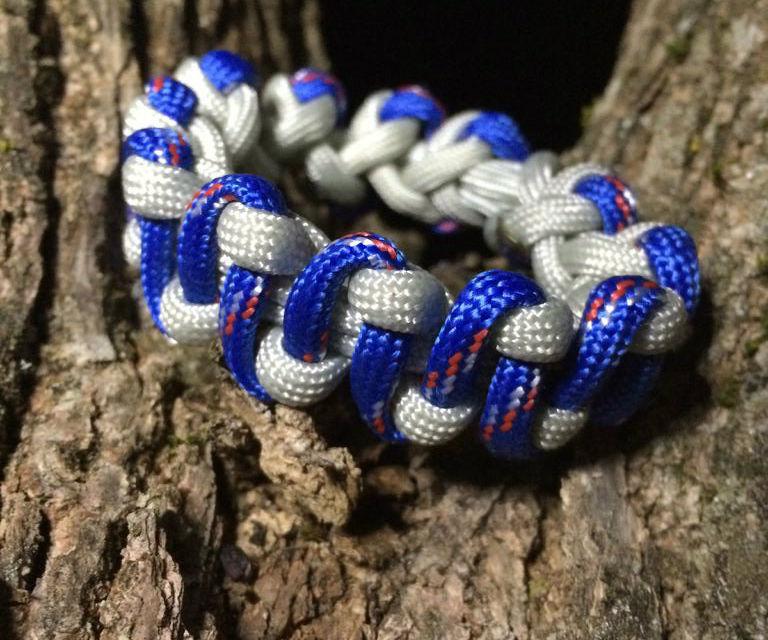 Slithering Snake Paracord Bracelet