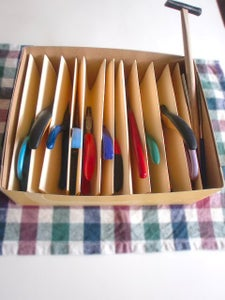 Store Your Tools in This Way
