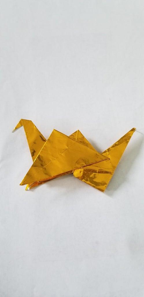 Easy DIY Paper Crane