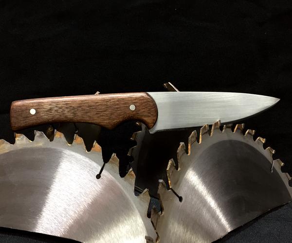 Saw Blade Knife