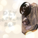 Downton Abbey Servant Bell