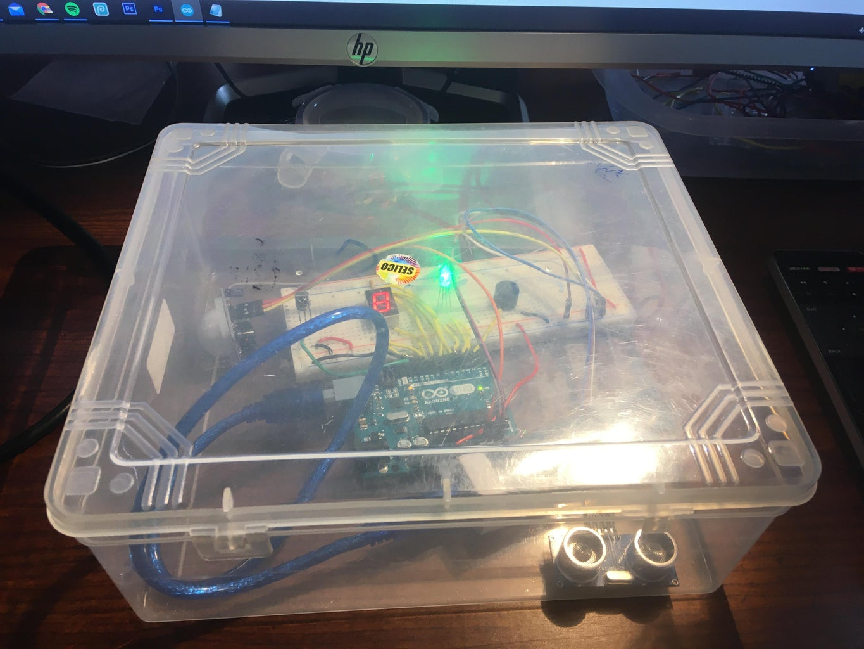 Arduino Alarm System