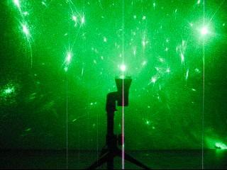 Diamond Ring Laser Light Show - SKYlasers Instructable