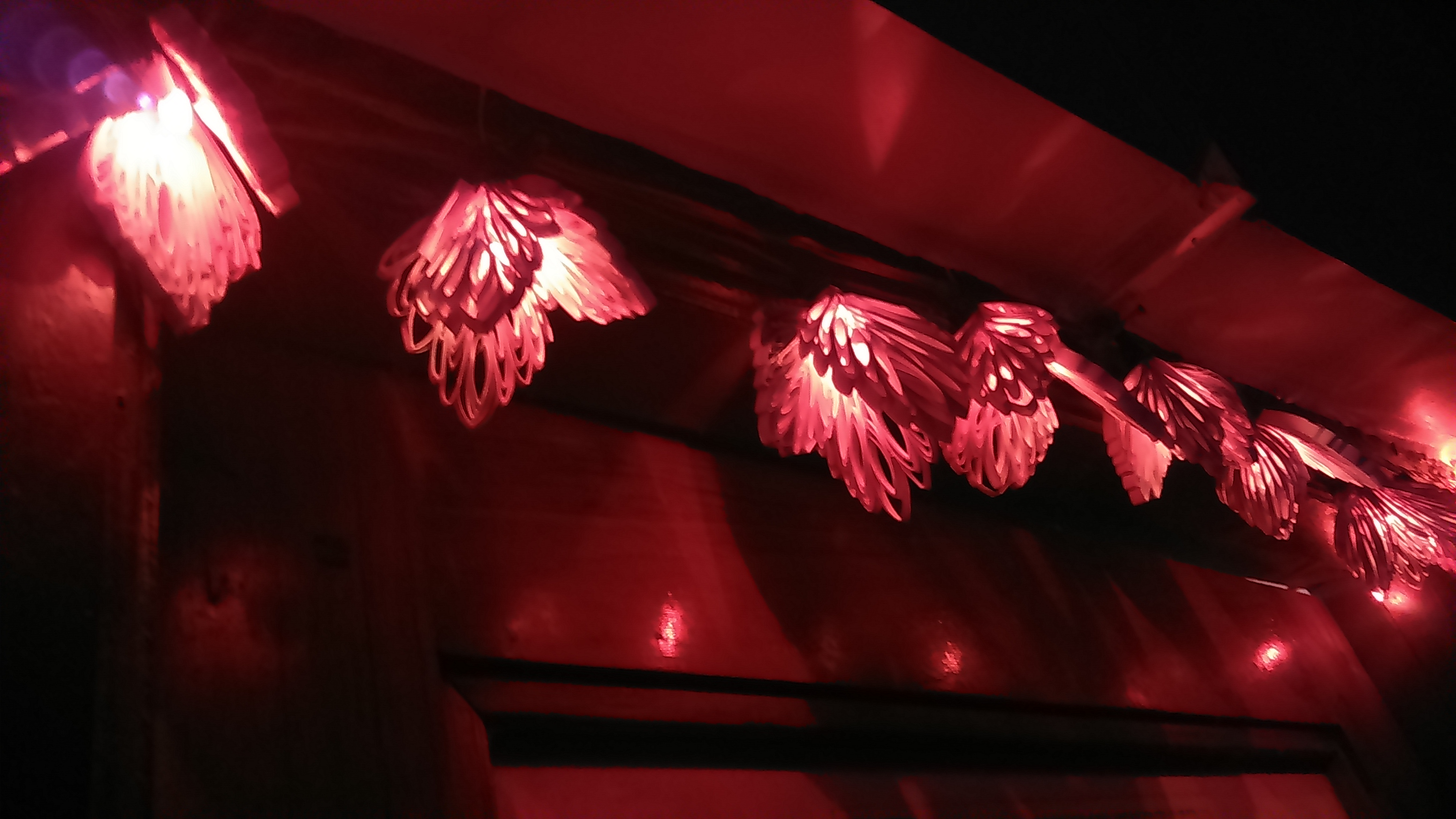 QUILLIED FLOWER LED SERIES