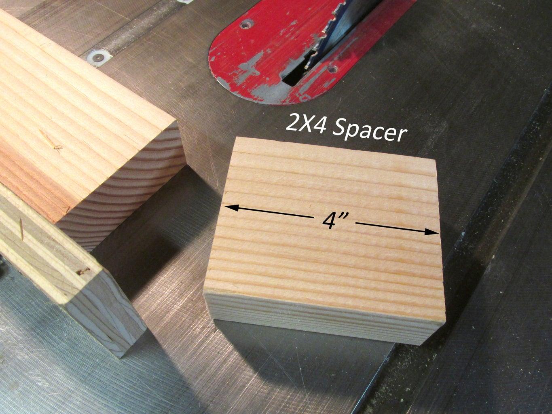 Building the 2X4 Frame: Assembling