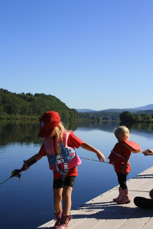 The Fish Nerds Present, Dad's Guide to Fishing With Kids!