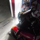 Make a DC circuit for your Honda CBF 125