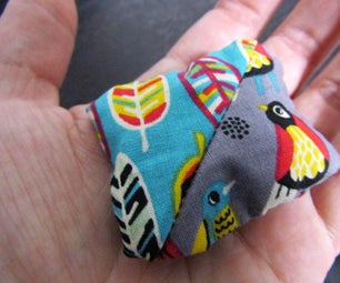 DIY Patchwork Hand Warmers