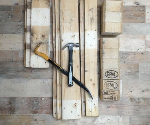 How to Disassemble a Pallet Efficiently