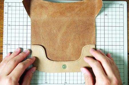 Glue the Leather