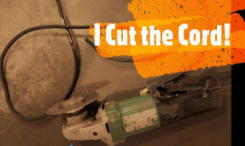 Cutting the Cord, in a Bad Way, How to Fix a Bad Power Cord.